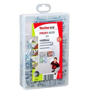 Sett Fischer UX PROFI-BOX 518526; 118 stk