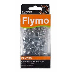 Reservefjær til vertikalskjærer Flymo FLY058; 42 stk