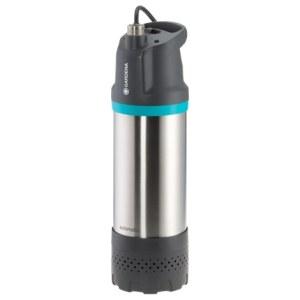 Vannpumpe for drenering Gardena 6100/5 Inox Automatic