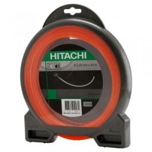Trimmertråd Hitachi (15mx2,4mm) oransje,runde