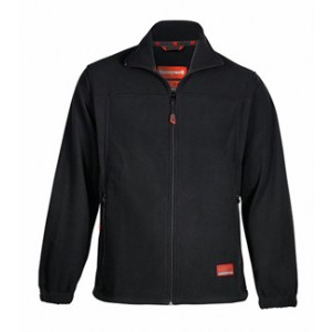 Varm genser Honeywell Polar Fleece; XXXL svart