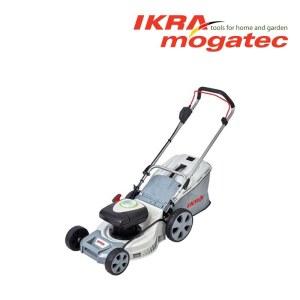 Gressklipper Ikra Mogatec IAM 40-4325; 40 V; 2x2,5 Ah batt.
