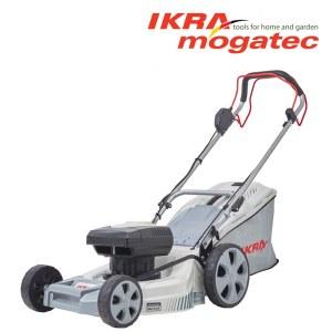 Gressklipper Ikra Mogatec IAM 40-4625 S; 40 V; 2x2,5 Ah batt.; selvgående