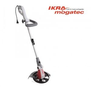 Gresstrimmer Ikra Mogatec IGT 600 DA; 600 W elektrisk