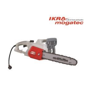 Motorsag Ikra Mogatec IECS 1835; 1,8 kW; 35 cm sverd; elektrisk