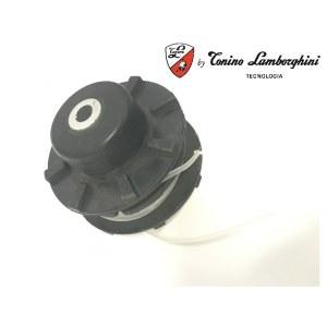 Gresstrimmerhode med automatisk trådmating Ikra Mogatec DA-F16
