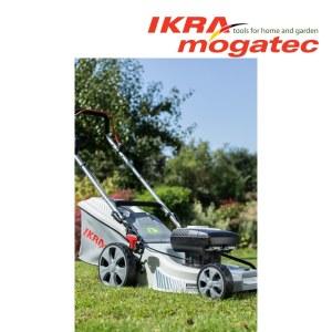 Gressklipper Ikra Mogatec IAM 40-4325; 40 V (uten batteri og lader)