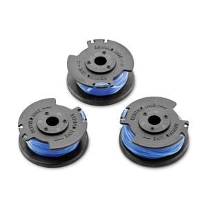 Gresstrimmerhode med automatisk trådmating Karcher LTR 18; 3 stk