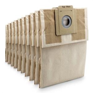 Støvsugerposer av papir Karcher T12/1; 10 stk