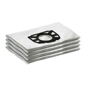Tekstil støvposer Karcher WD 7.000; WD 7.300; WD 7.500; 4 stk