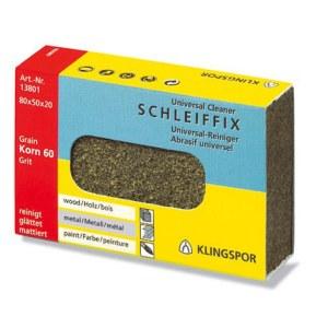 Poleringssvamp Klingspor SFK 655; 150x80x20 mm; G240; 1 stk