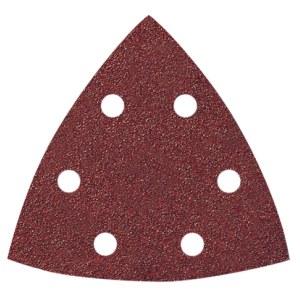 Sandpapir til deltaslipere Klingspor; PS 22 K; 96 mm; K40; 5 stk