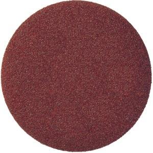 Sandpapir for eksenterslipere Klingspor; PS 22 K; 125 mm; K180; 5 stk