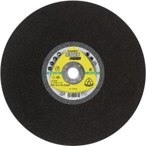 Abrasiv kappeskive Klingspor A 924 R; 305x4x25,4 mm