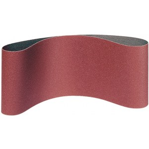 Slipebånd for båndslipere Klingspor; LS 309 XH; 75x457 mm; K40; 3 stk