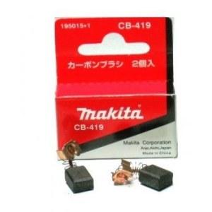 Kullbørster Makita CB-419