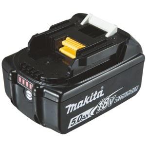 Batteri Makita BL1850B; 18 V; 5,0 Ah; Li-ion