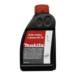 Olje Makita 4T; 0,6 l For gressklipper-/plentraktormotorer