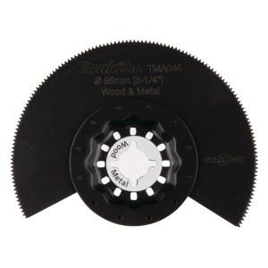 Halvrundt segmentsagblad Makita TMA045; Ø85 mm