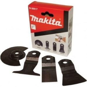 Tilbehørsett Makita MultiTool