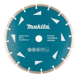 Diamantskive for tørrskjæring Makita; 230 mm