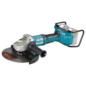 Vinkelsliper Makita DGA901ZUX1; 2x18 V; 230 mm (uten batteri og lader)