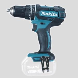 Slagskrutrekker / bor Makita DHP482Z; 18 V (uten batteri og lader)