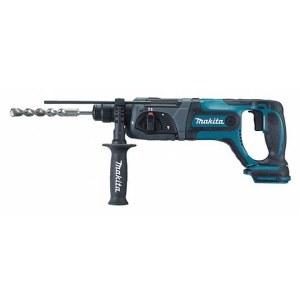 Borhammer Makita DHR241Z; 18 V; 2,0 J; SDS-plus (uten batteri og lader)