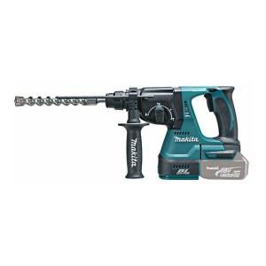 Borhammer Makita DHR242Z; 2 J; SDS-plus (uten batteri og lader)