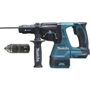 Borhammer Makita DHR243Z; 2,0 J; SDS-plus (uten batteri og lader)