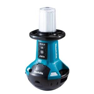Arbeidslampe Makita DML810; 14,4/18/230 V (uten batteri og lader)