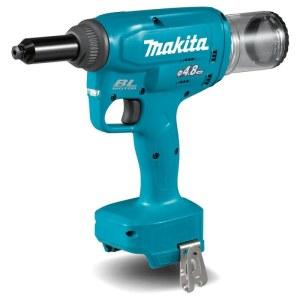 Ledningsløs naglepistol Makita DRV150Z; 18 V (uten batteri og lader)