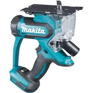 Gipssag Makita DSD180Z; 18 V (uten batteri og lader)