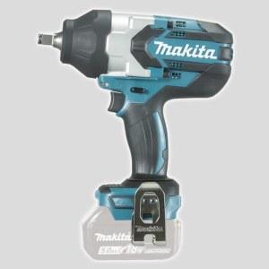 Slagmuttertrekker Makita DTW1002Z; 18 V (uten batteri og lader)