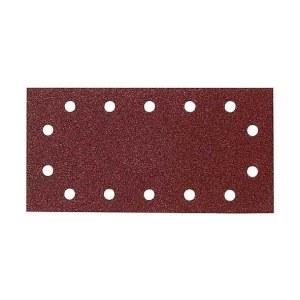 Sandpapir til planslipere 115x280mm; K100; 10 stk