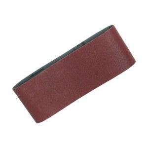 Slipebånd for båndslipere 100x610 mm; K40; 5 stk