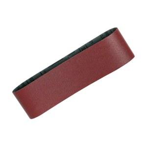 Slipebånd for båndslipere 76x610 mm; K150; 5 stk