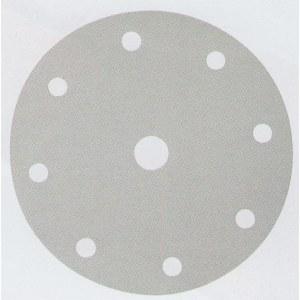Sandpapir Velcro Backed 150 mm; K60; 10 stk