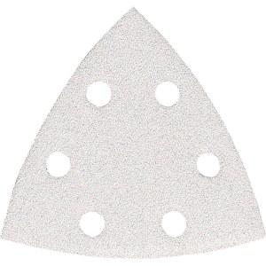 Sandpapir til deltaslipere 94x94 mm; P60; 10 stk