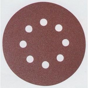 Sandpapir Velcro Backed 125 mm; K400; 10 stk