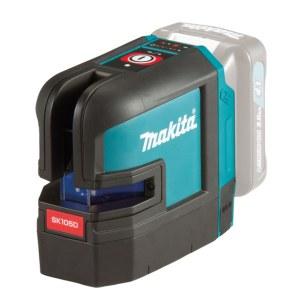 Krysslaser  Makita SK105DZ; 10,8 V (uten batteri og lader)