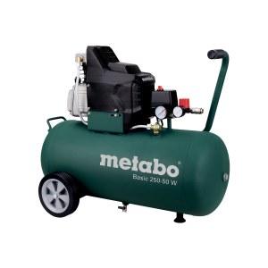 Oljesmurt luftkompressor Metabo Basic 250-50 W