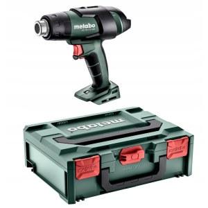 Varmluftspistol Metabo HG18 LTX 500; 18 V (uten batteri og lader)