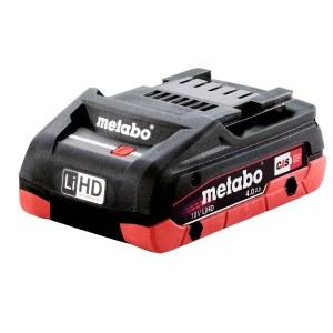 Batteri Metabo LIHD; 18 V; 4,0 Ah