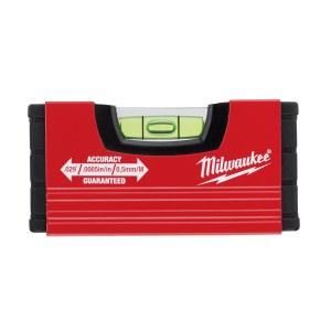 Vaterpass Milwaukee; 10 cm
