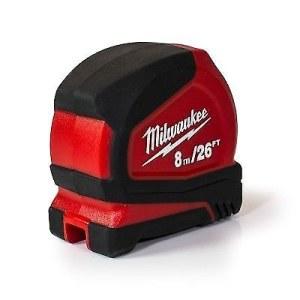 Målerulle Milwaukee Pro Compact 4932459594; 8 m