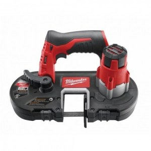 Båndsag Milwaukee M12 BS-0; 12 V (uten batteri og lader)