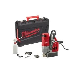 Stasjonær boremaskin Milwaukee MDE 41; 1200 W; med elektrisk magnet