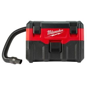 Batteridrevet støvsuger Milwaukee M18 VC2-0; 18 V (uten batteri og lader)