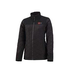 Dame oppvarmet jakke Milwaukee M12 HJPLADIES-0; 12 V; L (uten batteri og lader)